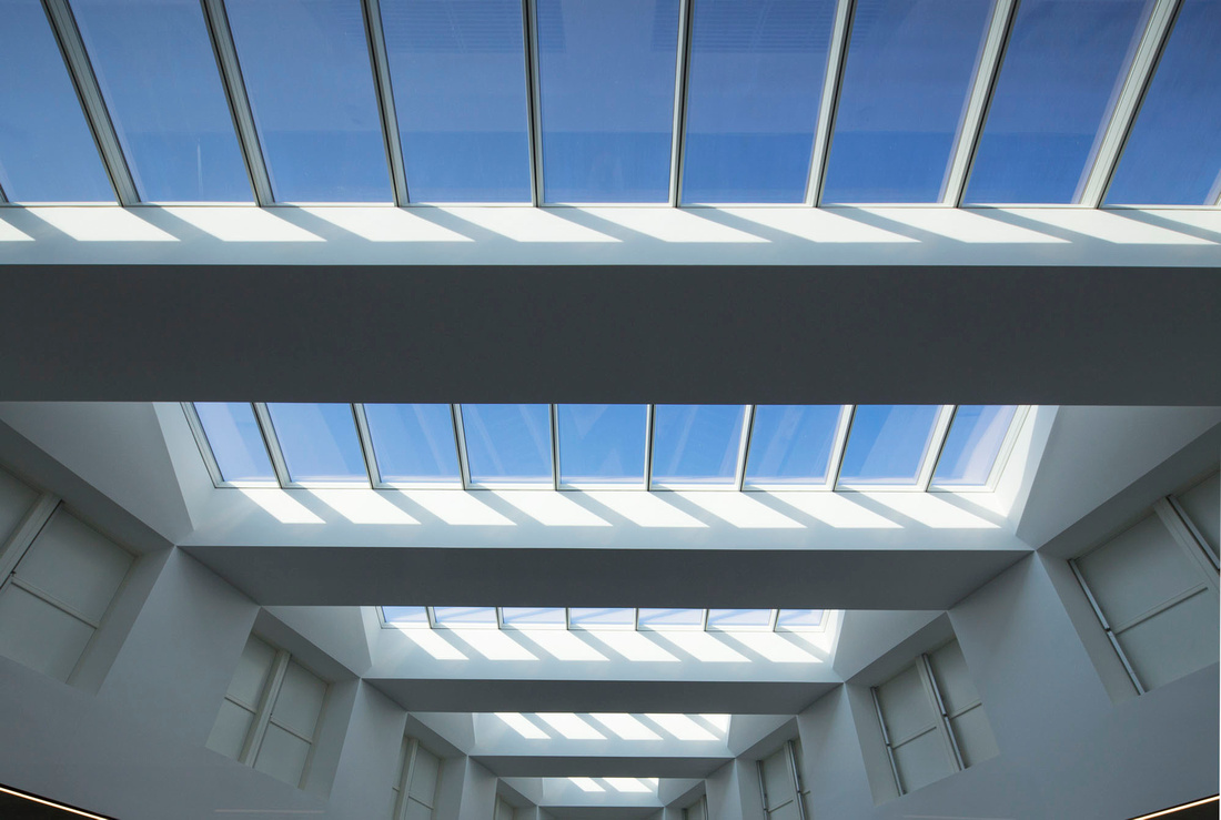 velux rooflights ahmm architectural photography london