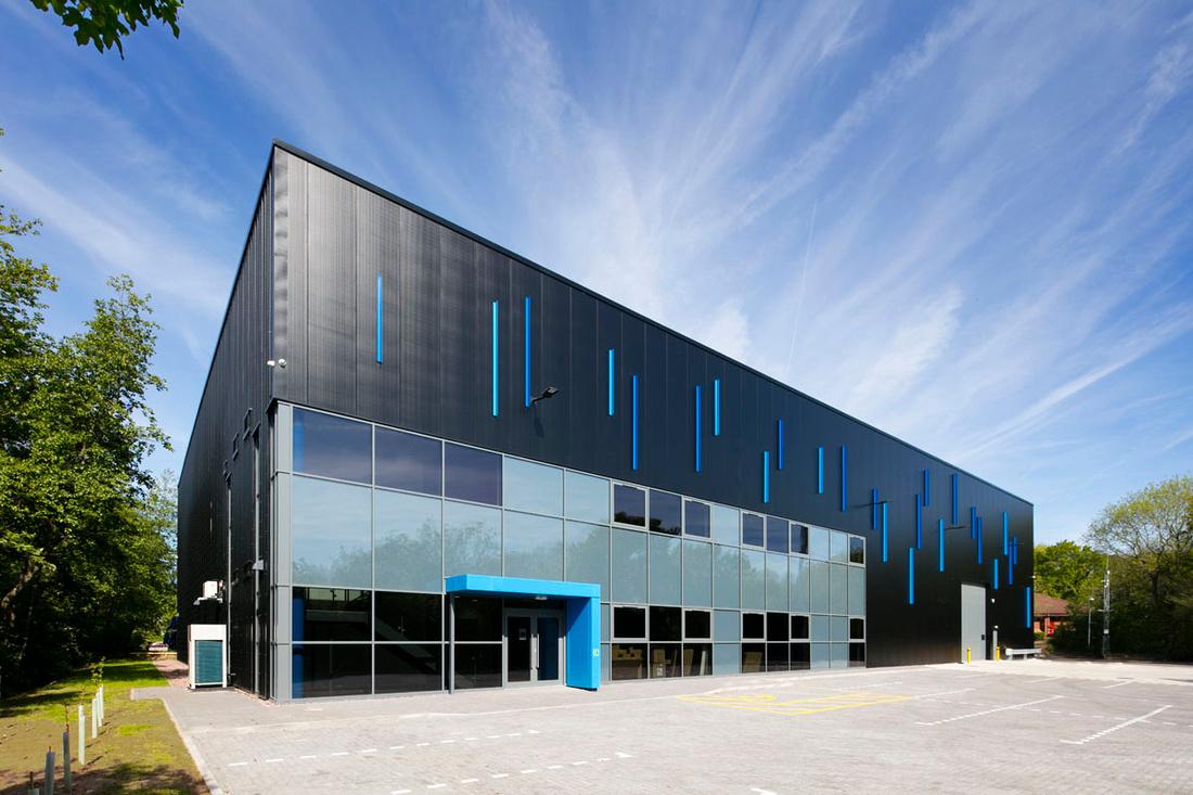 architectural photography Birmingham