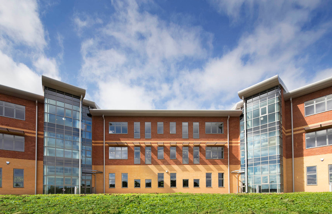 Keele University IC5  Pinnegar Hayward Design