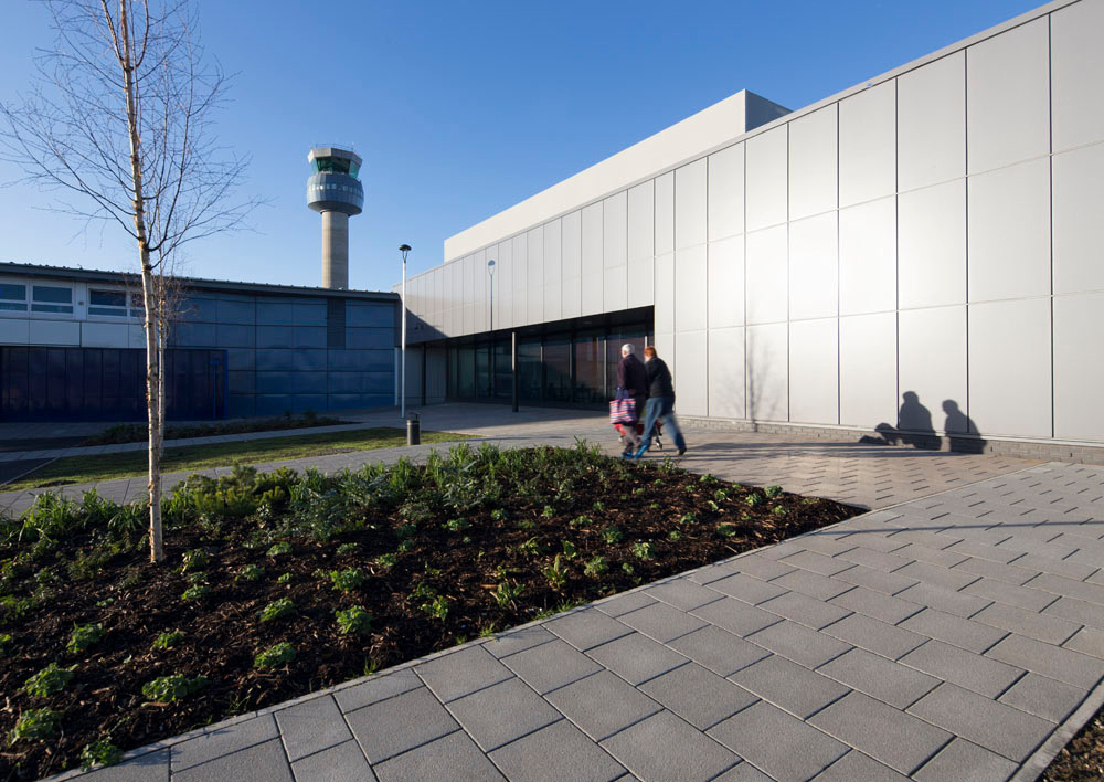 architectural photography east midlands airport
