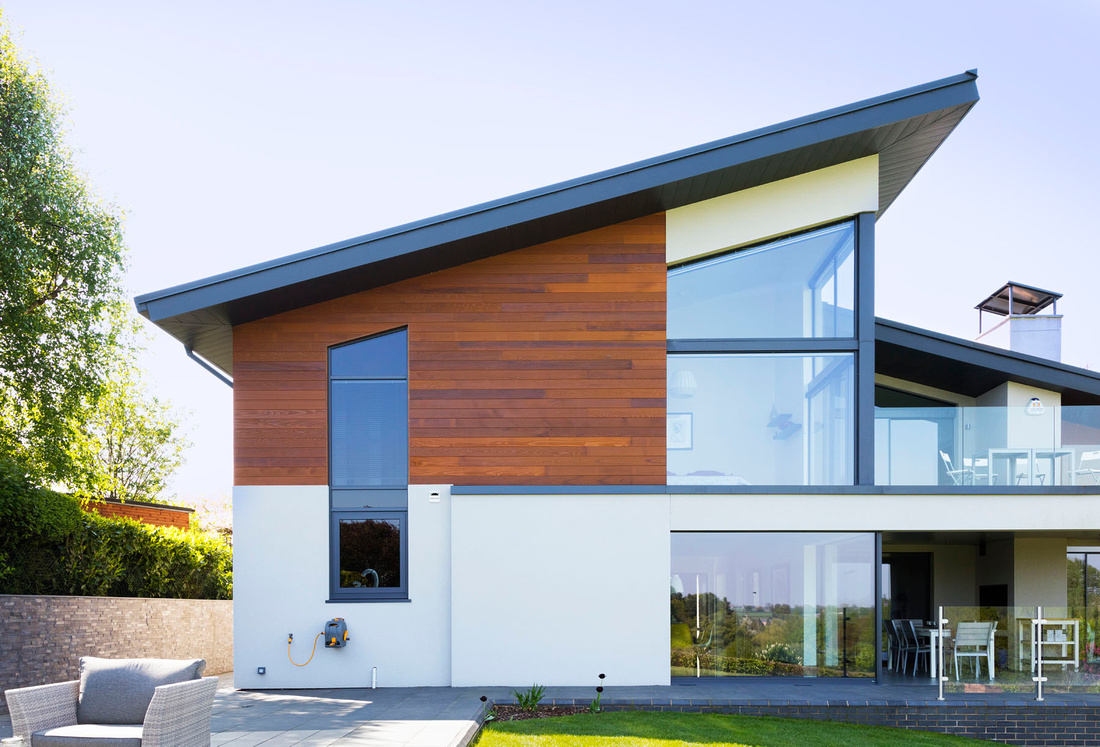 product photography for Silva Timber cladding. Architectural photography.
